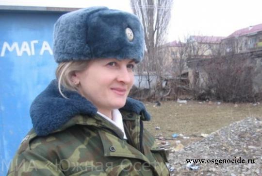 Майя Бестаева: «Я просто выполняла свой долг»